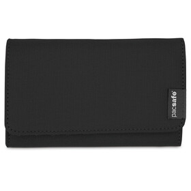 Pacsafe RFIDsafe LX100 portemonnee zwart